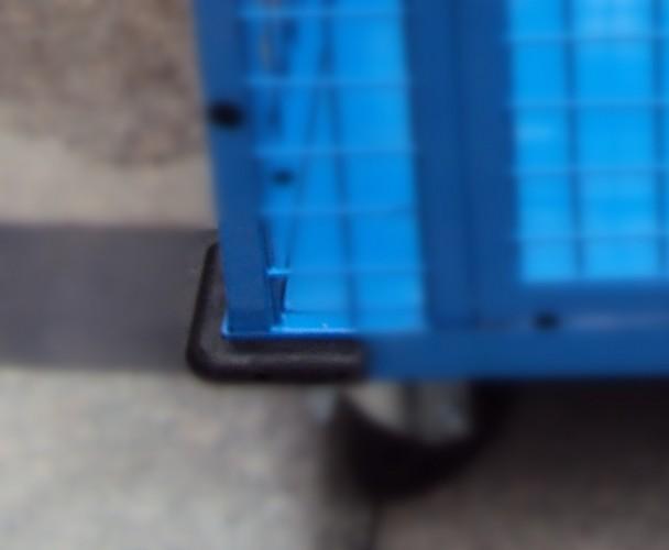 固定型物流台车6